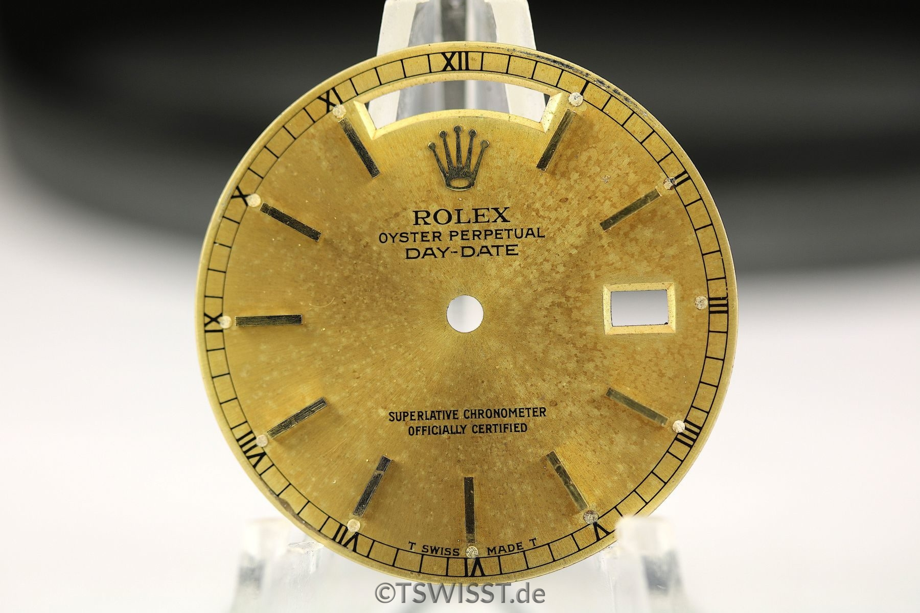 Rolex Day Date 180*8 dial