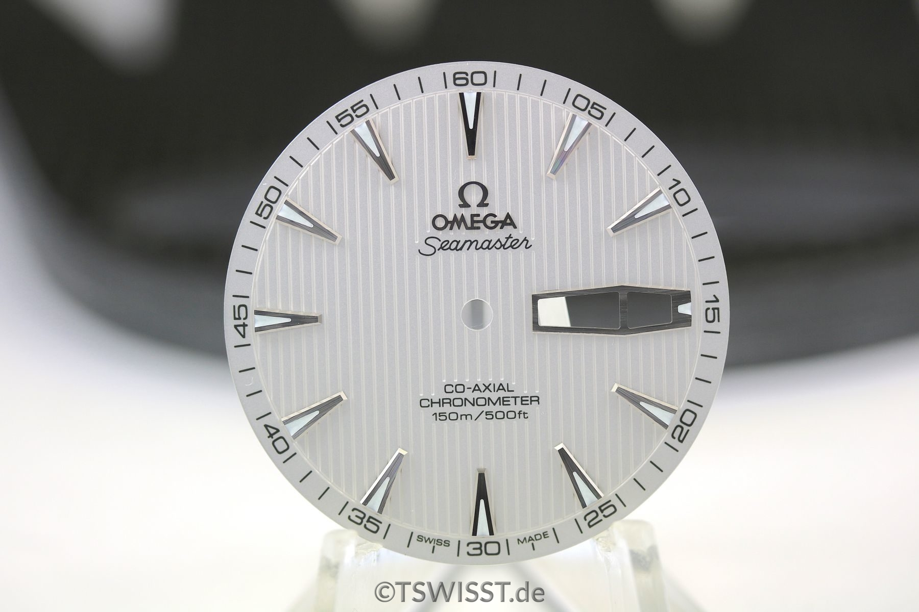 Omega dial&hands for Seamster Day date co-axial
