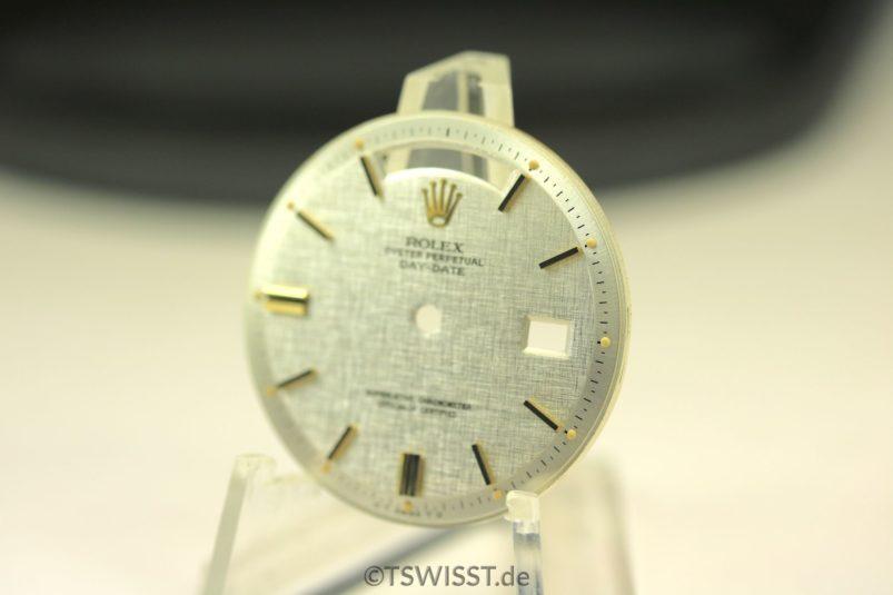 Rolex Day Date 1803 linen dial
