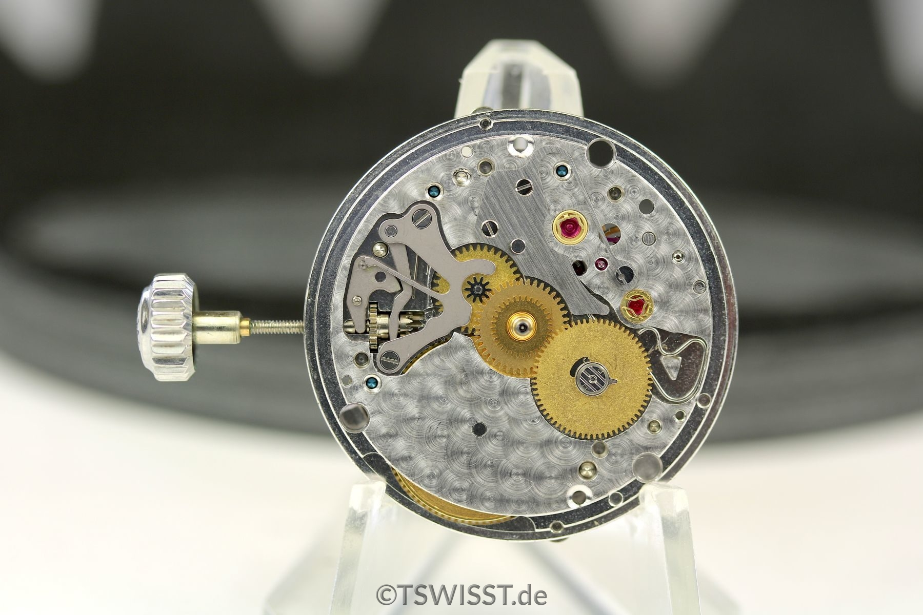 Rolex caliber 1570