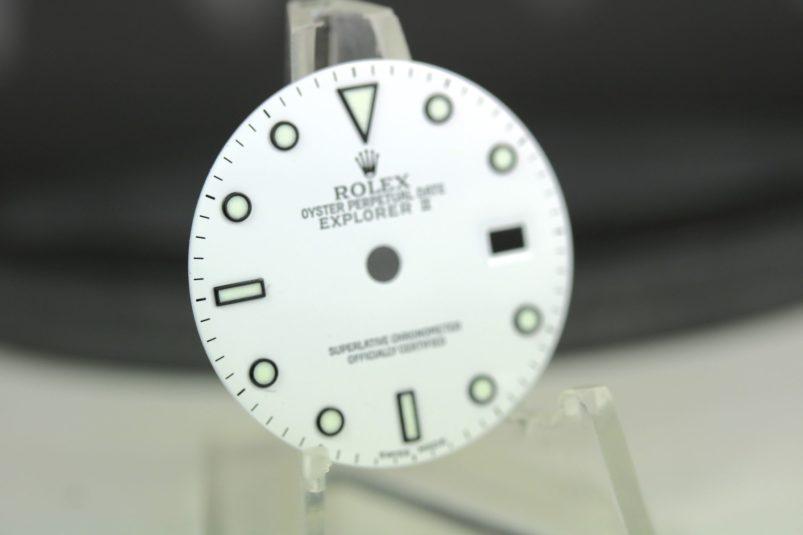 Rolex Explorer 16570 dial
