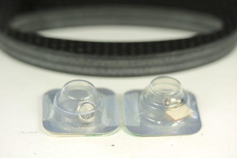 Rolex Submariner crown&lens barrel