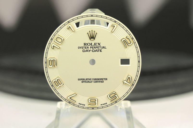 Rolex Day-Date II dial