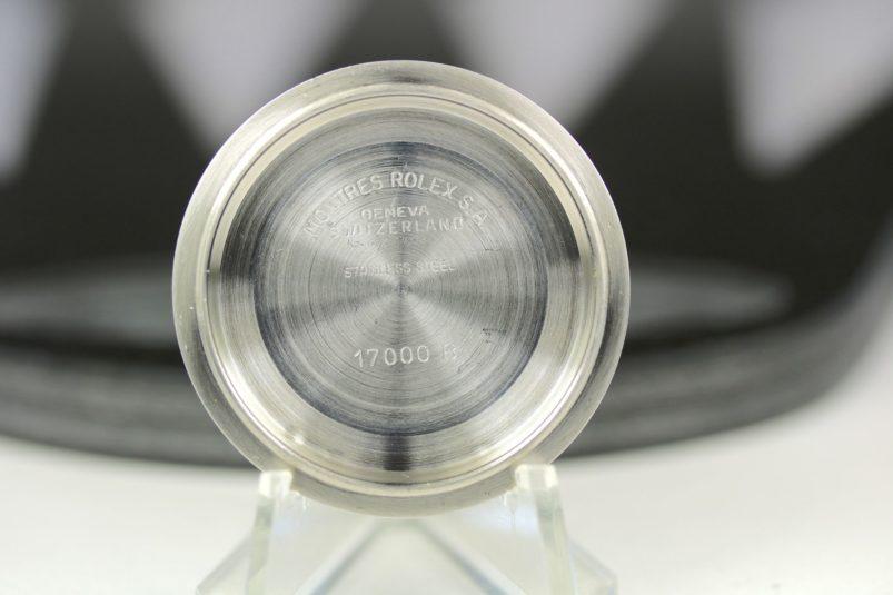 Rolex Case back 17000B