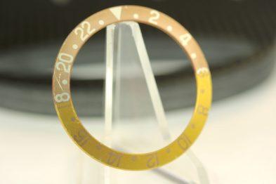 Rolex GMT inlay