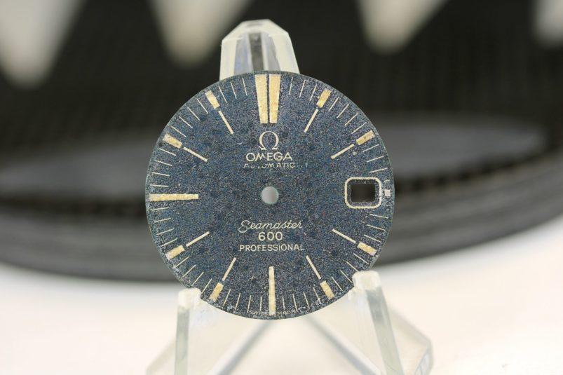 Omega Seamaster Professional 600 dial