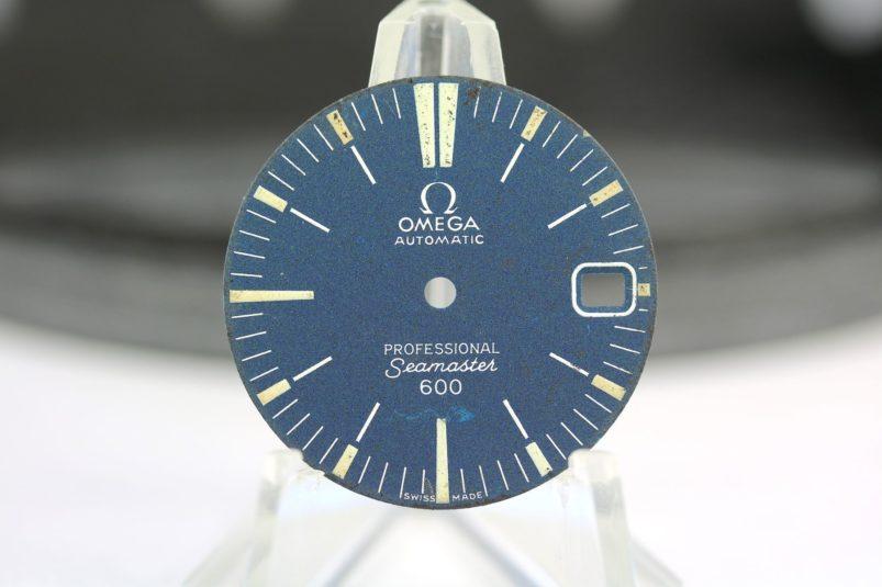 Omega Seamster 600 Ploprof dial