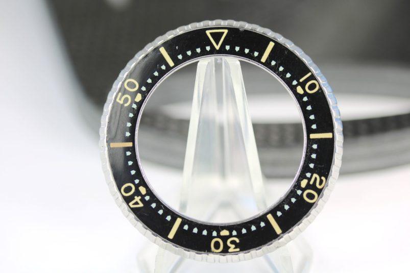 Omega Seamster 600 Ploprof bezel