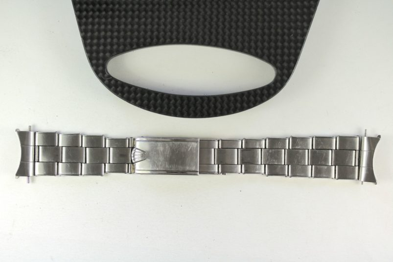 Rolex small crown bracelet
