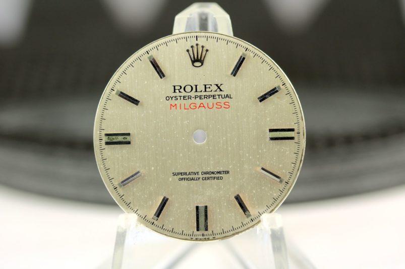 Rolex Milgauss 1019 dial