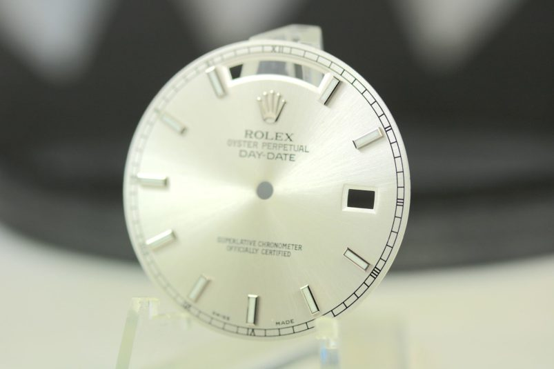 Rolex Day Date II dial
