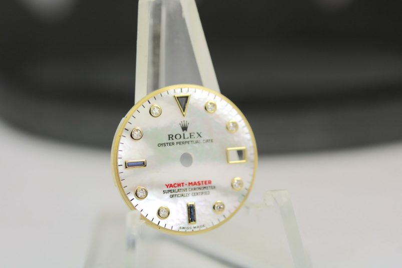 Rolex Yachtmaster MOP dial