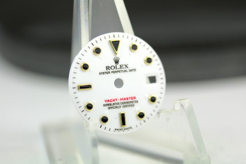 Rolex Lady Yachtmaster dial