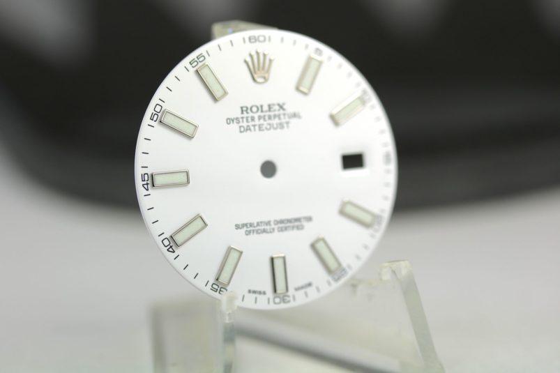 Rolex Datejust II Dial