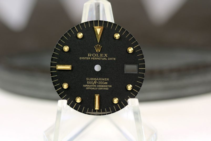 Rolex 1680 dial
