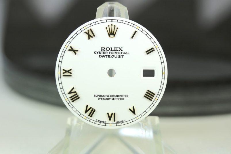 Rolex Datejust dialv