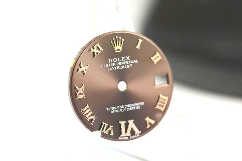Rolex Lad datejust dial