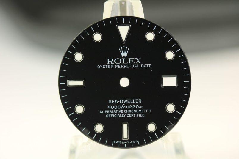 Rolex Sea-Dweller 16600 dial&hands