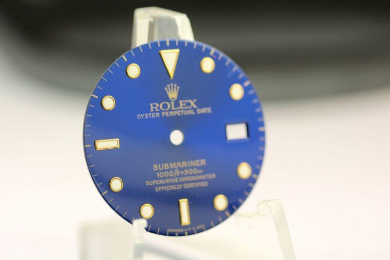Rolex 16808 / 16618 dial