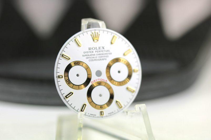 Rolex Daytona 16523 / 16528 dial