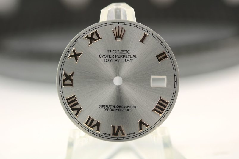 Rolex red gold dial