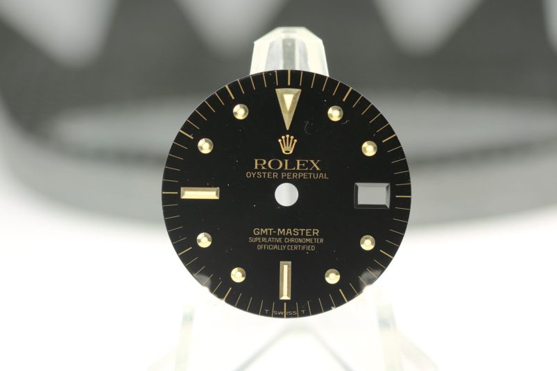 Rolex nipple gmt dial