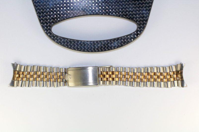 Rolex GMT Jubilee bracelet