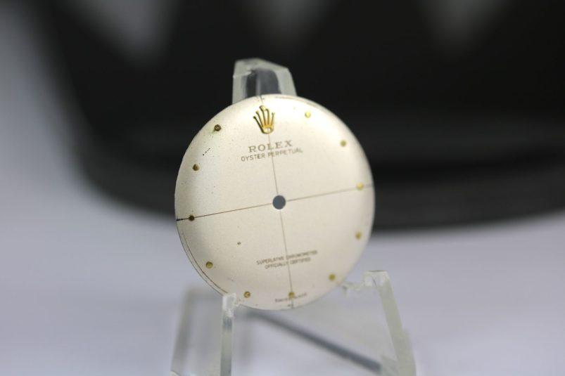 rolex Zephyr dial