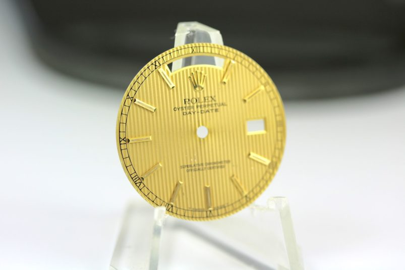 Rolex 18038 tapestry dial