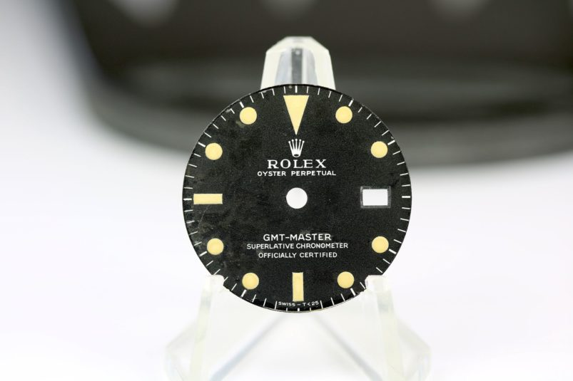 Rolex 1675 long e pumpkin dial