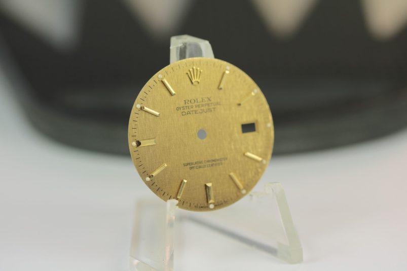 Rolex 36 mm Datejust dial
