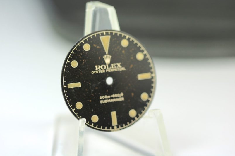 Rolex Submariner 5512 exclamation dot dial