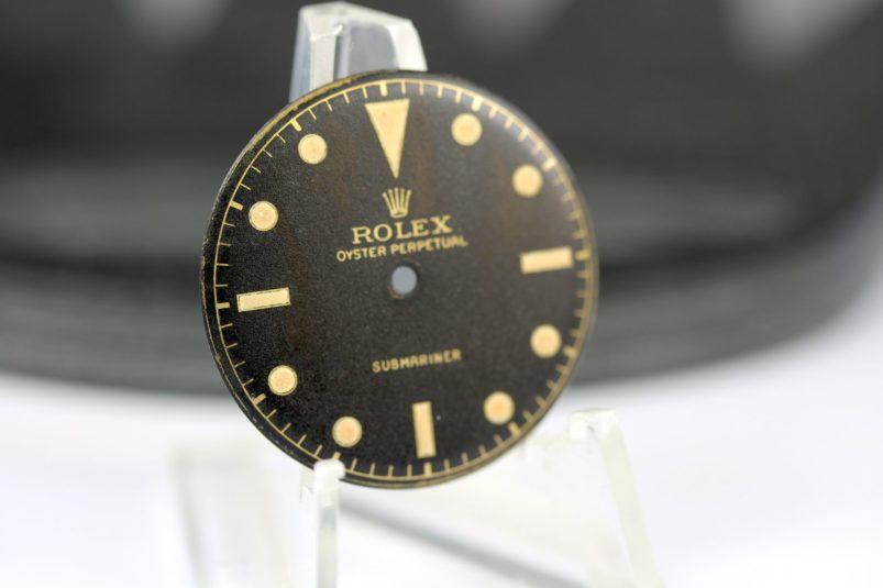 Rolex Submariner 6204 dial hands