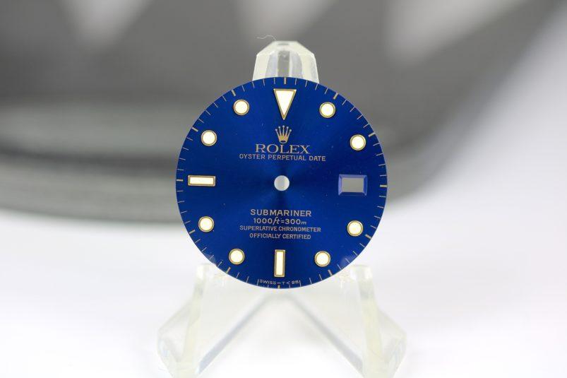 Rolex 16613 dial