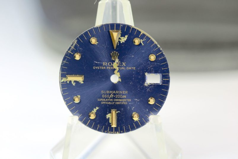 Rolex 1680/8 blue nipple dial