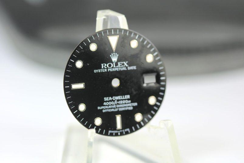 Rolex 16600/16660 dial
