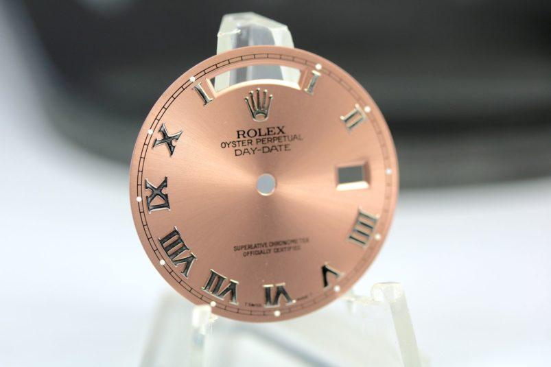 Rolex 18039 dial