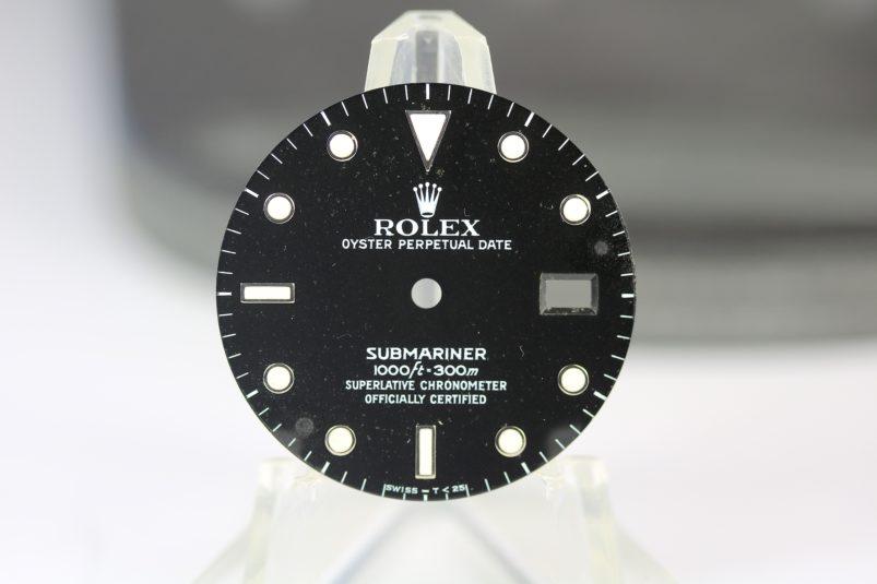 Rolex 16610/16800 dial