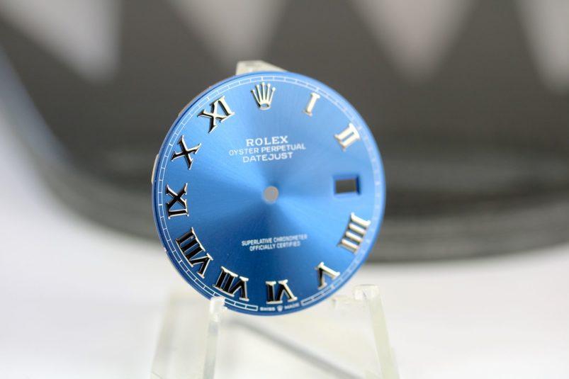 Rolex Datejust 126300 dial