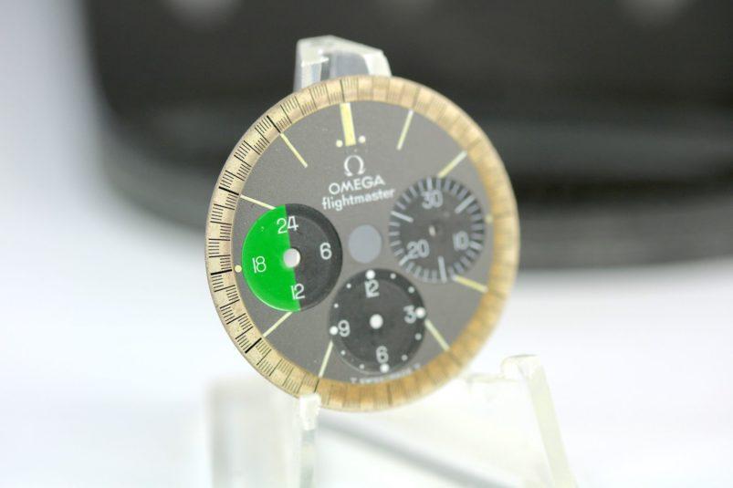 Omega Flightmaster 145.013 dial