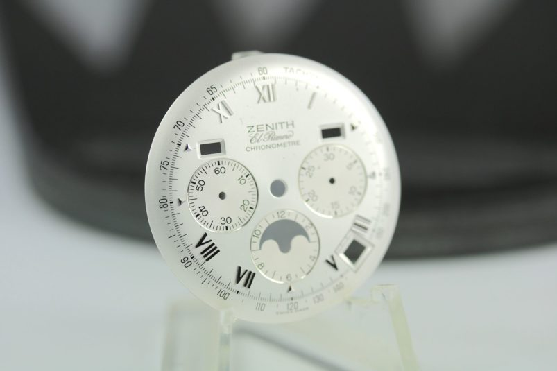 Zenith El Primero dial