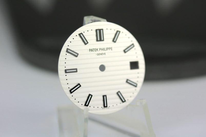 Patek Philippe 5711 Nautilus dial
