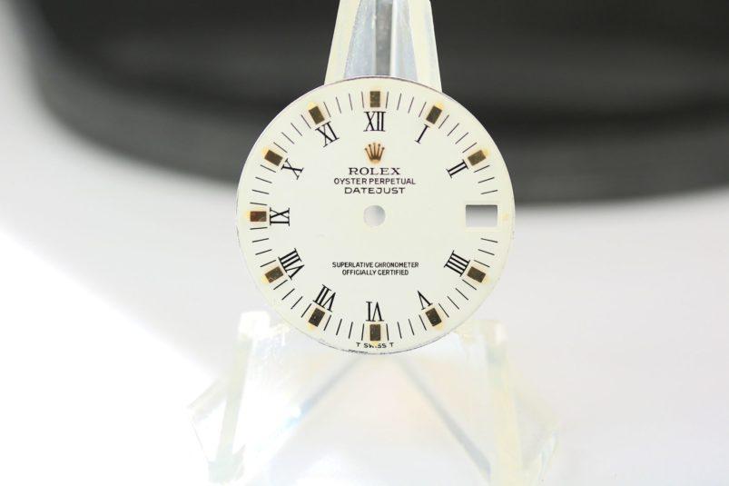 Rolex Datejust 31 mm dial