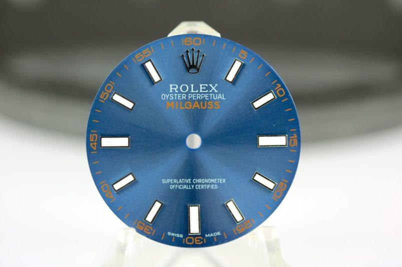 Rolex 116400 dial