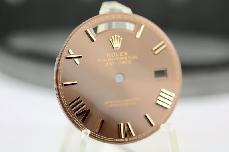 Rolex Day Date dial 40