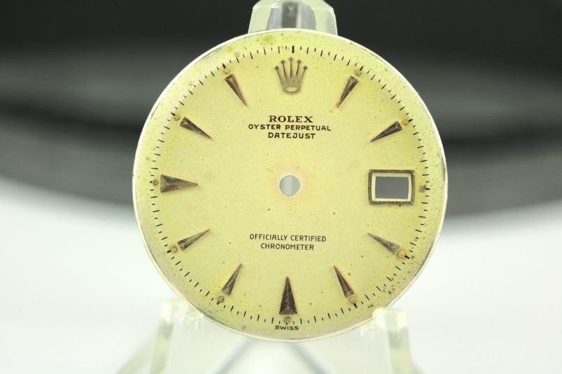 Rolex 6605 dial