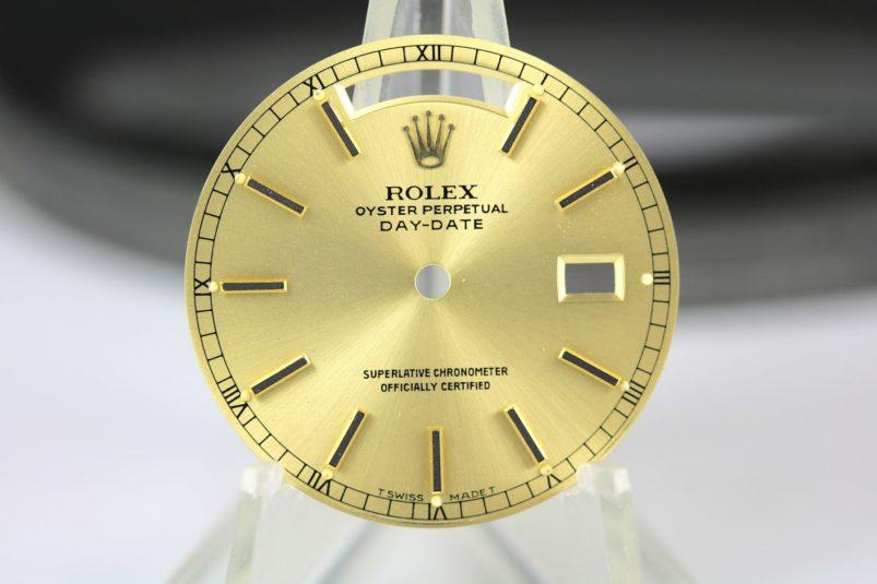 Rolex 18038 hands