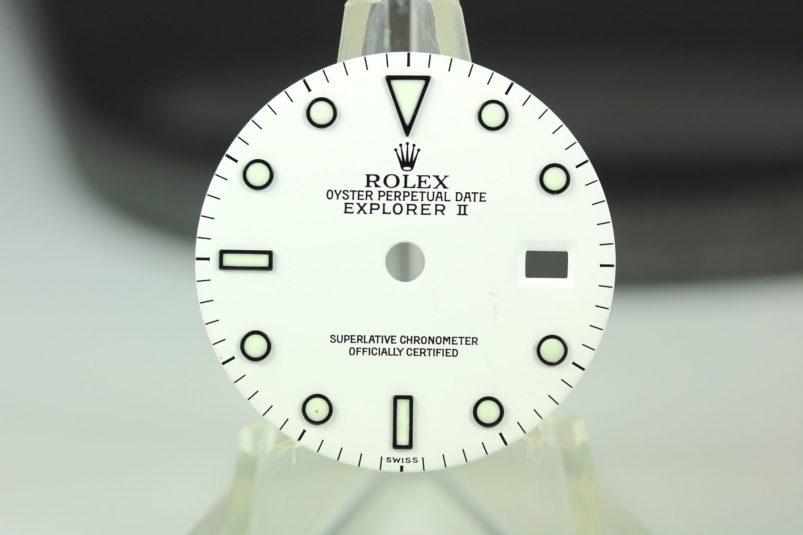 Rolex 16570 dial