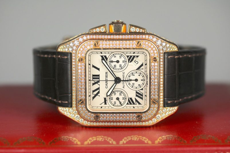 Cartier full ice