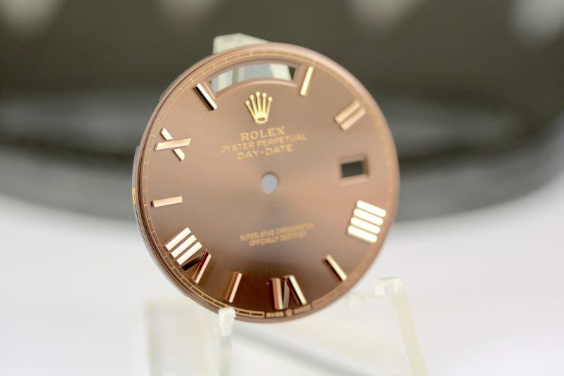 Rolex Day Date 40 dial